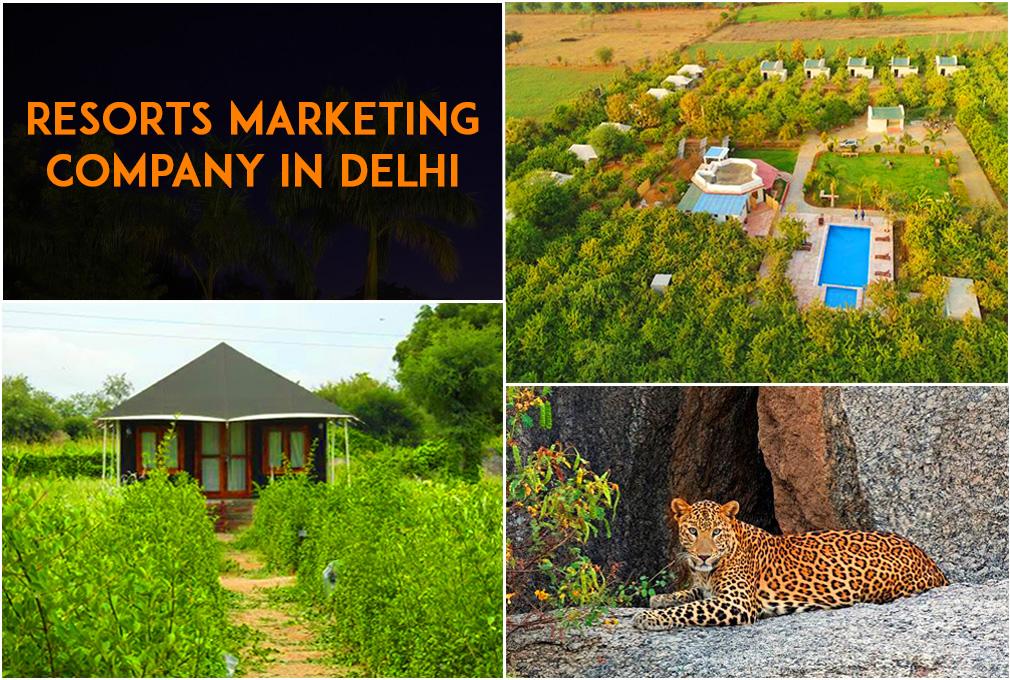 The Best Resort Marketing Company in Delhi