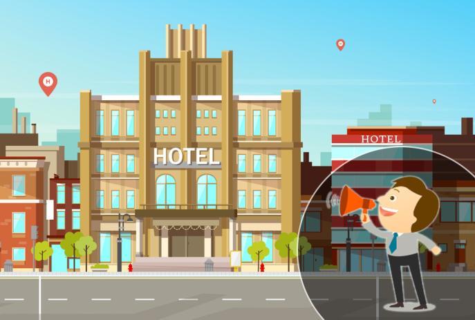 hotel marketing company