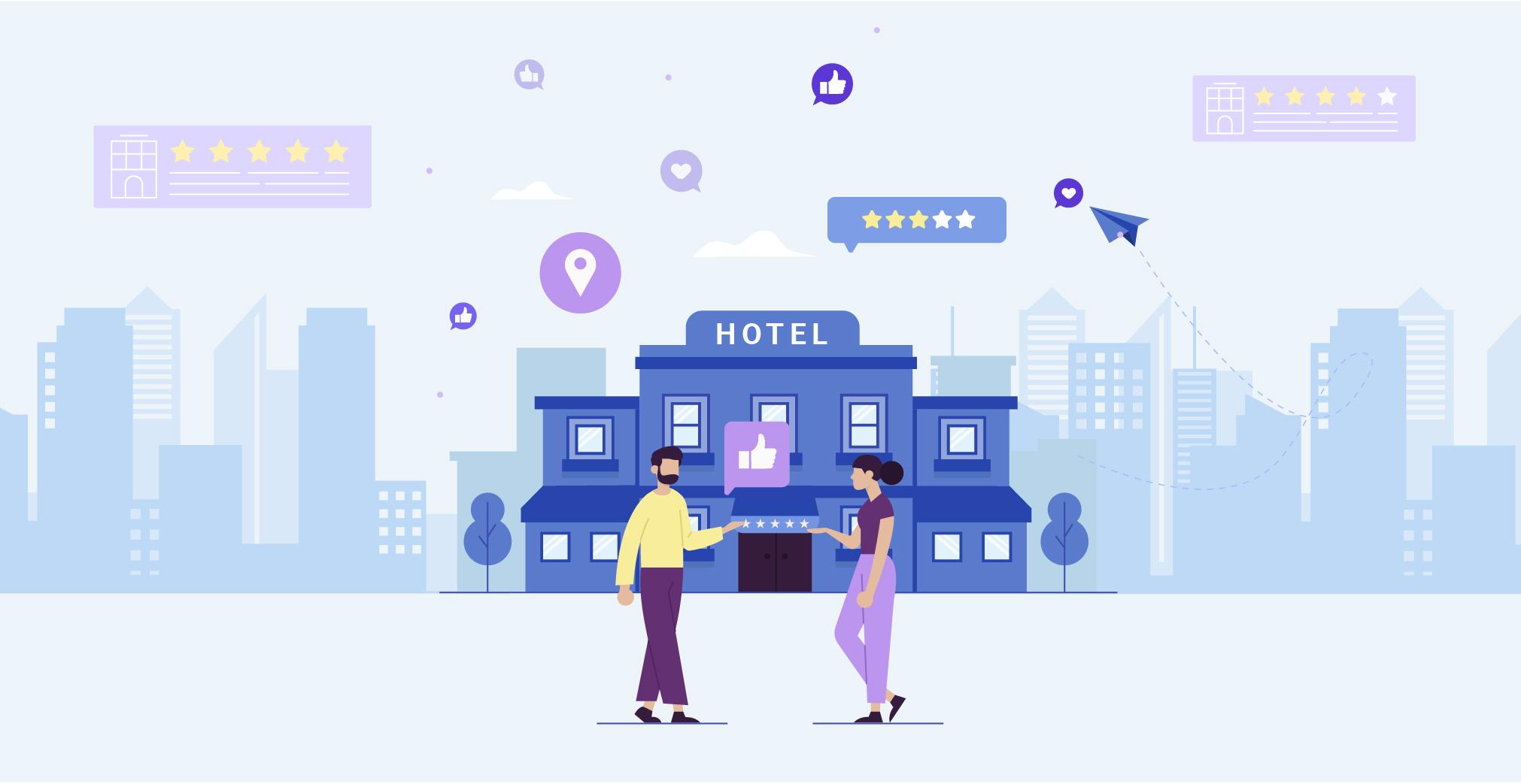 Hotel Marketing Company in India