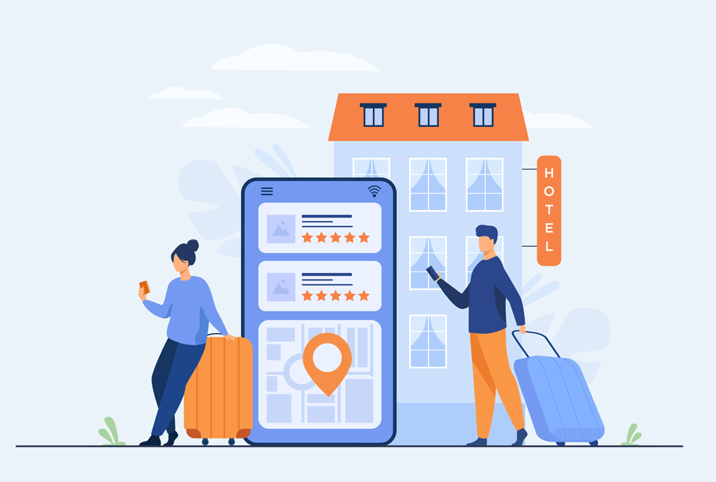 5 Advantages of Digital Marketing for the Hotel Industry